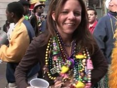 mardi gras girls