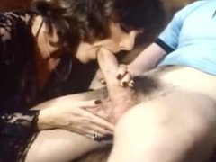 Step Mother firstly dance and fucks with her son www.vintagepornbay.com