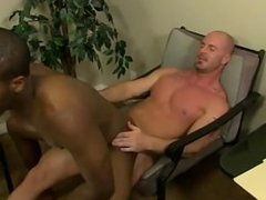 Amazing twinks JP gets down to service Mitch's rigid man sausage before