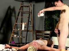 Gay twinks The insane stud won't let him spunk though, and instead