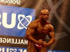 MUSCLEDAD David Smila - Masters Over 40 - NABBA Universe 2014