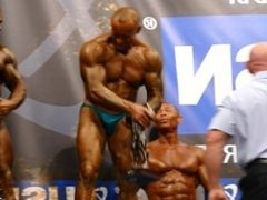MUSCLEDADS: Results - Masters Over 50 - NABBA Universe 2014
