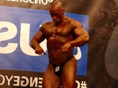 MUSCLEDAD Maurice Felstead - Masters Over 40 - NABBA Universe 2014