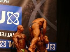 MUSCLEDADS: Results - Masters Over 40 - NABBA Universe 2014