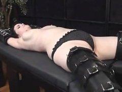 Ticklish on the Rack