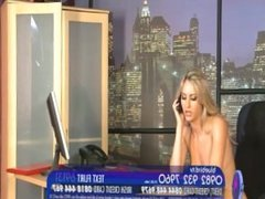 Natasha Anastasia Bluebird TV 09.09.11