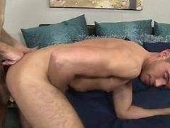 Hot twink scene MARCO SANTANA PLOWS SAM NORTHMAN