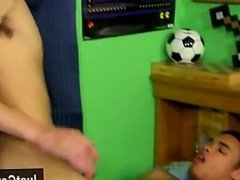 Twink sex Jasper is seductive young twink Robbie over for some fun, and