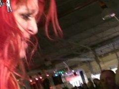 Gran final en Festival Erótico de Alicante 2014 en el escenario Conrad Son
