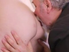Rita wants to pass her class and having her twat licked seems to work