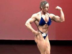 Muscular Womens Emma Sue