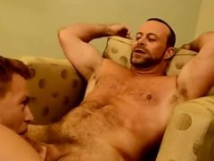Gay movie Thankfully, muscle daddy Casey has some ideas of how to fill
