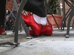A Russian Sock Angel Provokes Me