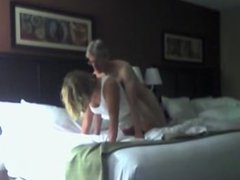 Hotel Sex Caught by Webcam (Part 1)