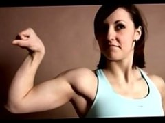 Muscle girl 3
