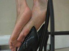 lelulove gradiator Sandals Foot licking
