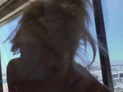 Carmen Callaway gets taken in Vegas!