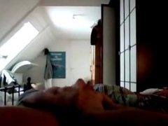 Handjob boy webcam 01