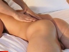 Ass massage for this real handsome straight guy !
