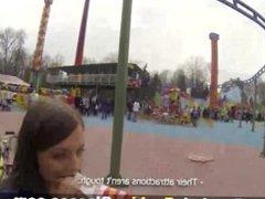 Fucking Glasses - Teeny wants to ride a rocket