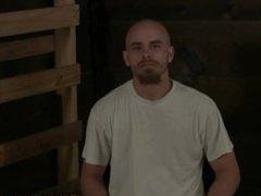 Jail Release Spanking