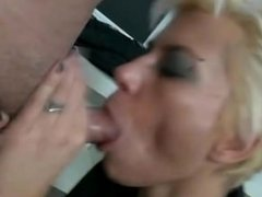 French milf slut Caroline dirty anal fuck