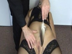Tickle Torture from Germany 1