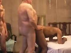 2 Daddies tag-team my ass
