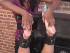 Sweet Girl Tied and Tickled