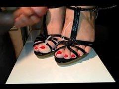 Cum on Heels & Feet - Heelslovers@pornhub