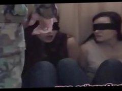 Ticklish Interrogation Part 1