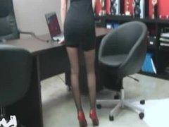 Sofia Cucci - On office desk