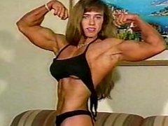 Female Muscle - Denise Hosho