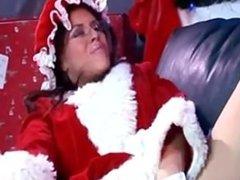Daphne Rosen Christmas Gangbang