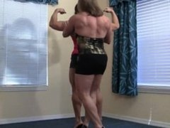 Muscle foxx and other ffb girl