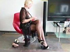Lady Barbara heels