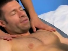 Sexy gay Dean Holland and Nathan Stratus both take turns servicing