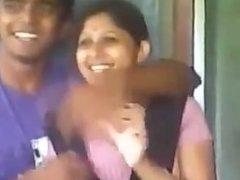 BANGLADESHI - calicut school Lovers Kissing