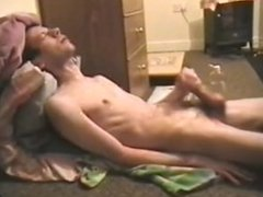 most amazing cum shooting #2, same guy does it again