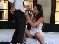 HD - Passion-HD Capri Anderson sucks and fucks for her birthday
