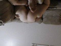big ass riding my cock