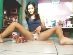 Sexy French Girl Wicked Breakfast