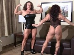 muscle strong girls