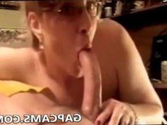 Sensational Deepthroat By Mature Wife