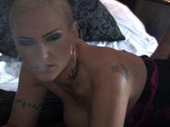 Emma Louise smoking sex