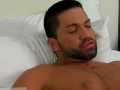 Gay clip of The boy produces towels as requested, but when insatiable