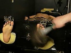 Persian tickle slave
