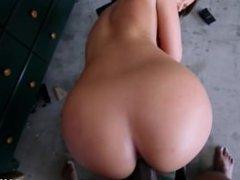 Massive black cock for Jada Stevens