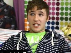 Twink movie of Kain Lanning is a super-hot lil' stud from Iowa. He talks