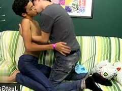 Hot twink Andy Kay steps in front of the camera to film a sequence with